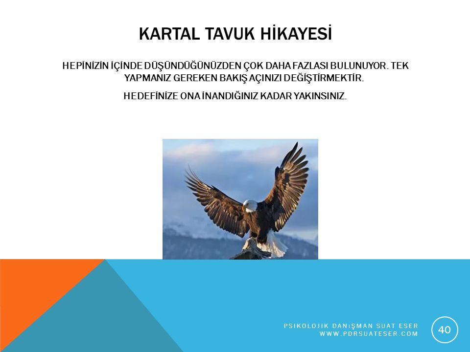 KARTAL TAVUK HİKAYESİ