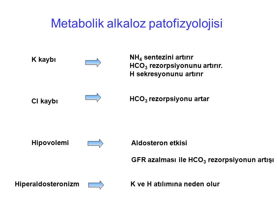 Metabolik alkaloz patofizyolojisi