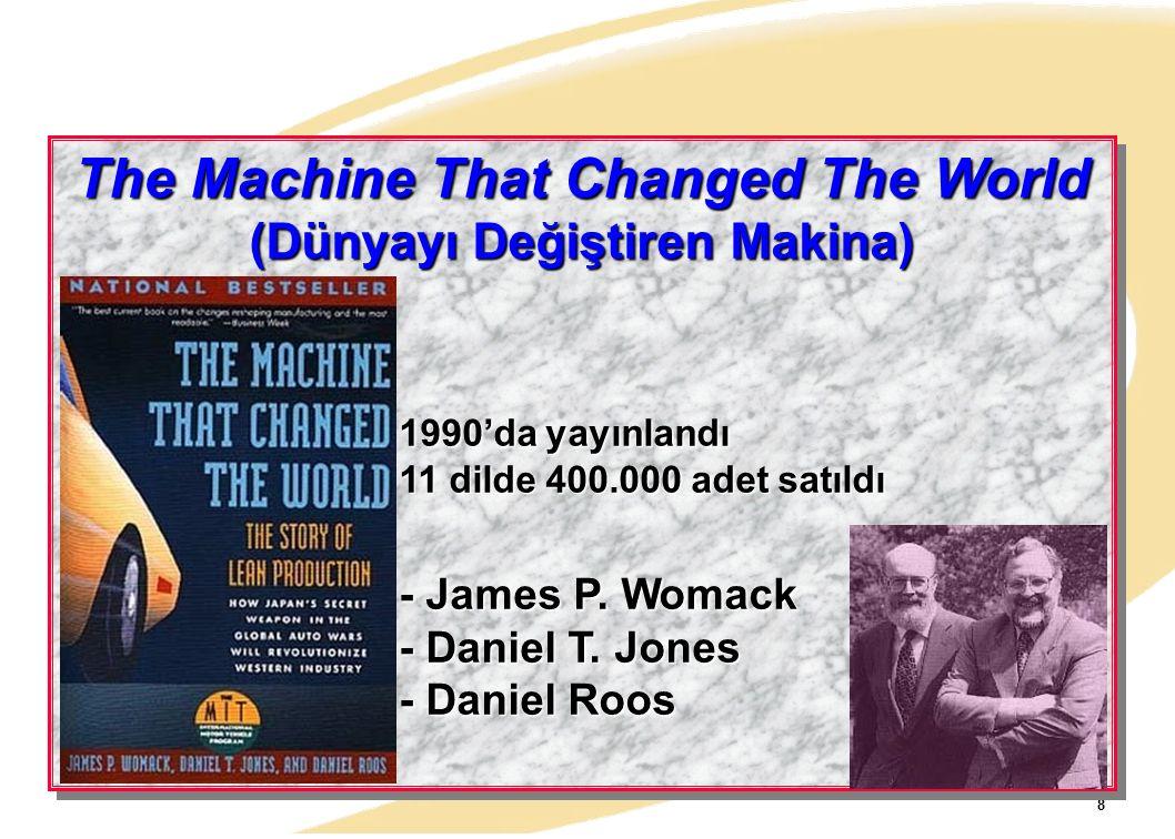 The Machine That Changed The World (Dünyayı Değiştiren Makina)