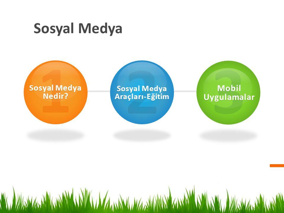 Sosyal Medya Araçları-Eğitim