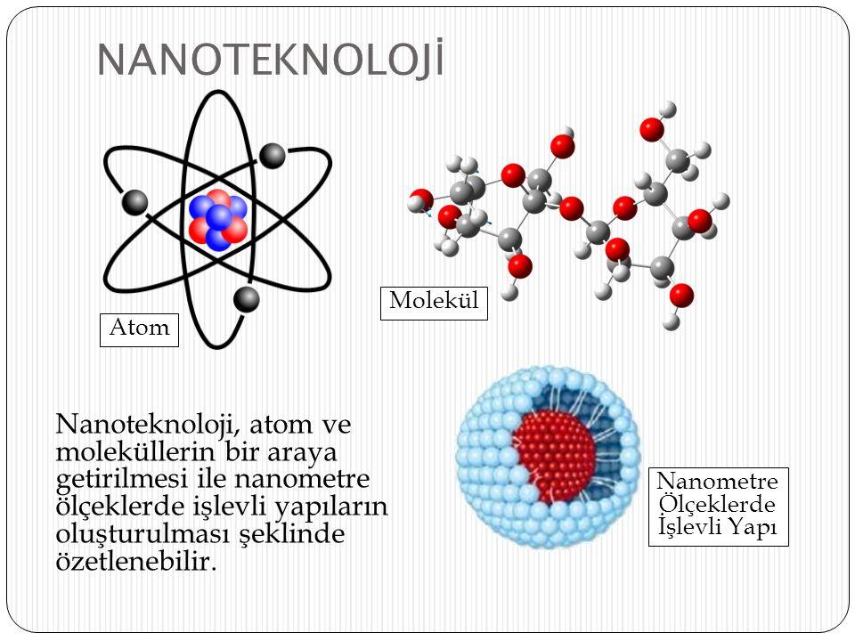 Nanometre Ölçeklerde İşlevli Yapı