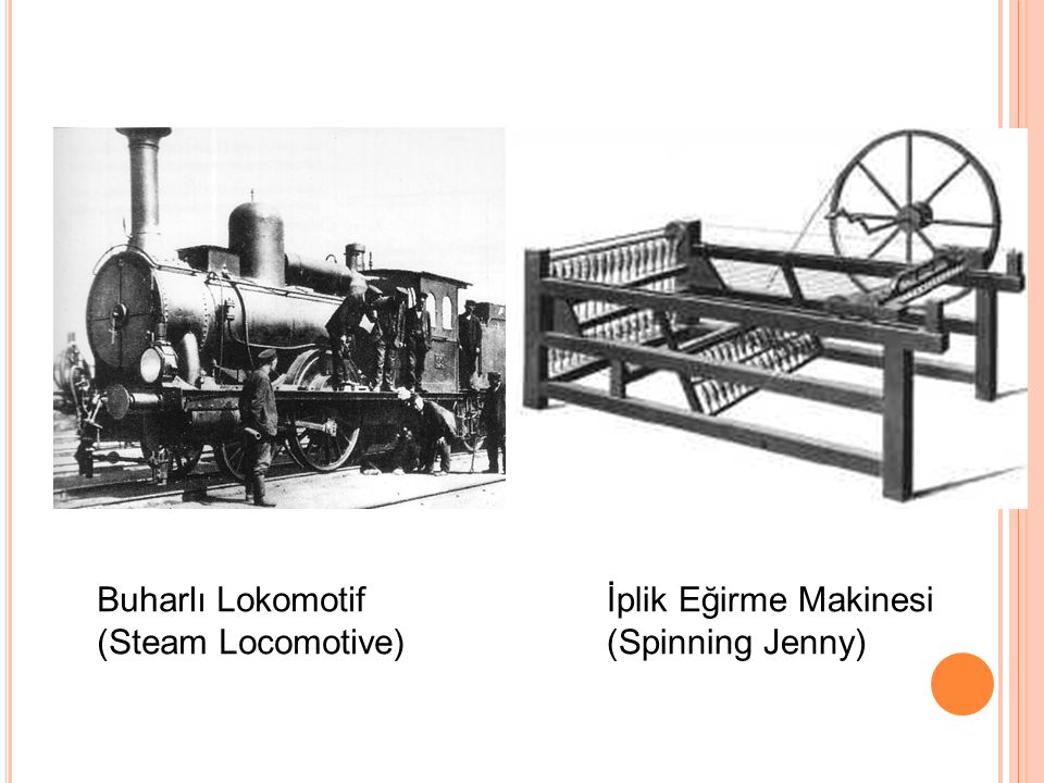 Buharlı Lokomotif (Steam Locomotive)