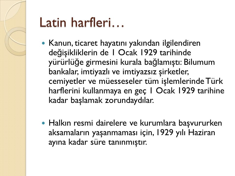 Latin harfleri…