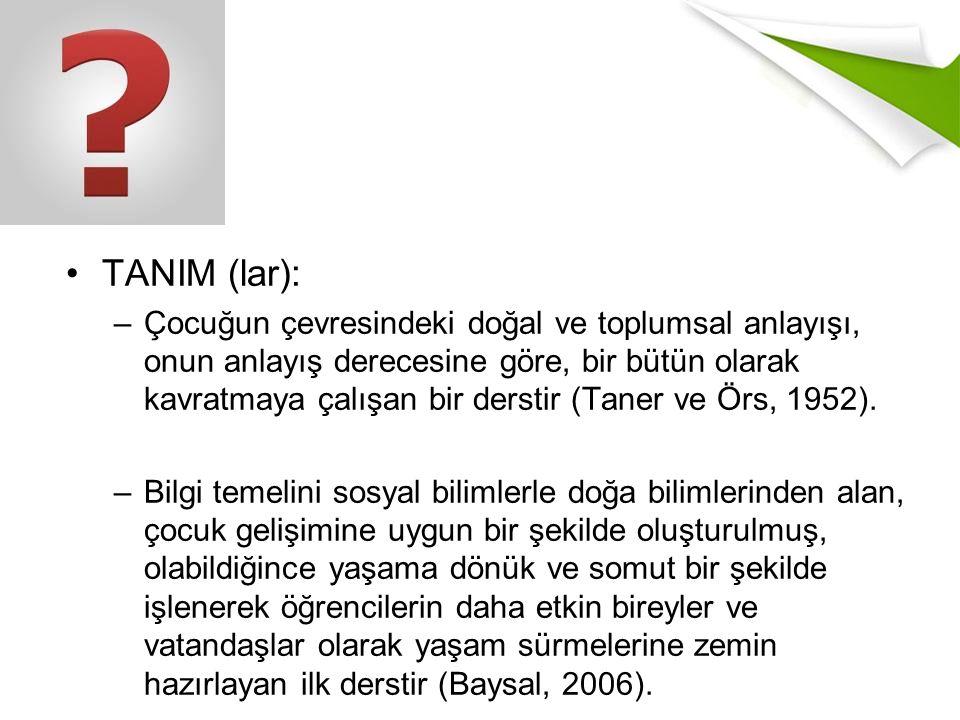 TANIM (lar):
