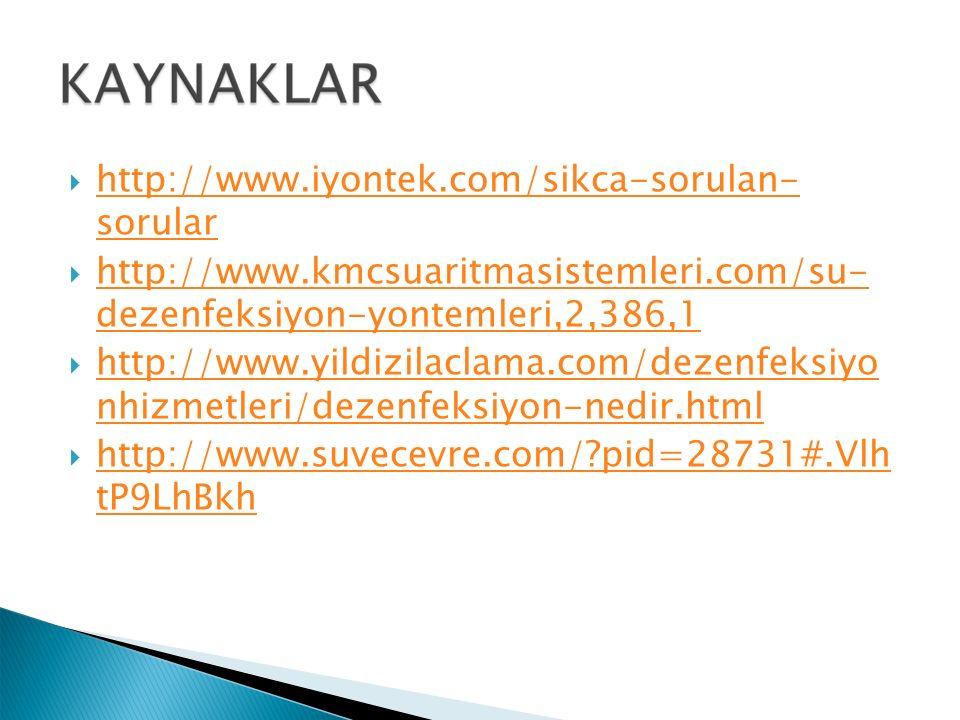http://www.iyontek.com/sikca-sorulan- sorular
