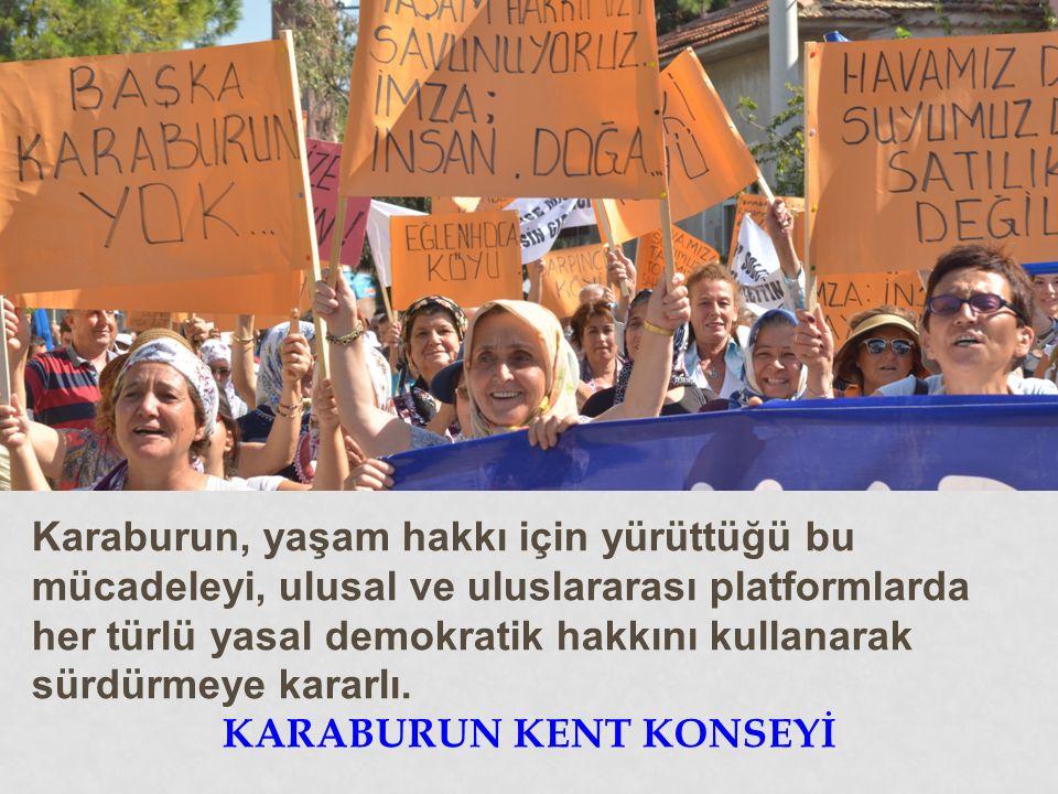 KARABURUN KENT KONSEYİ