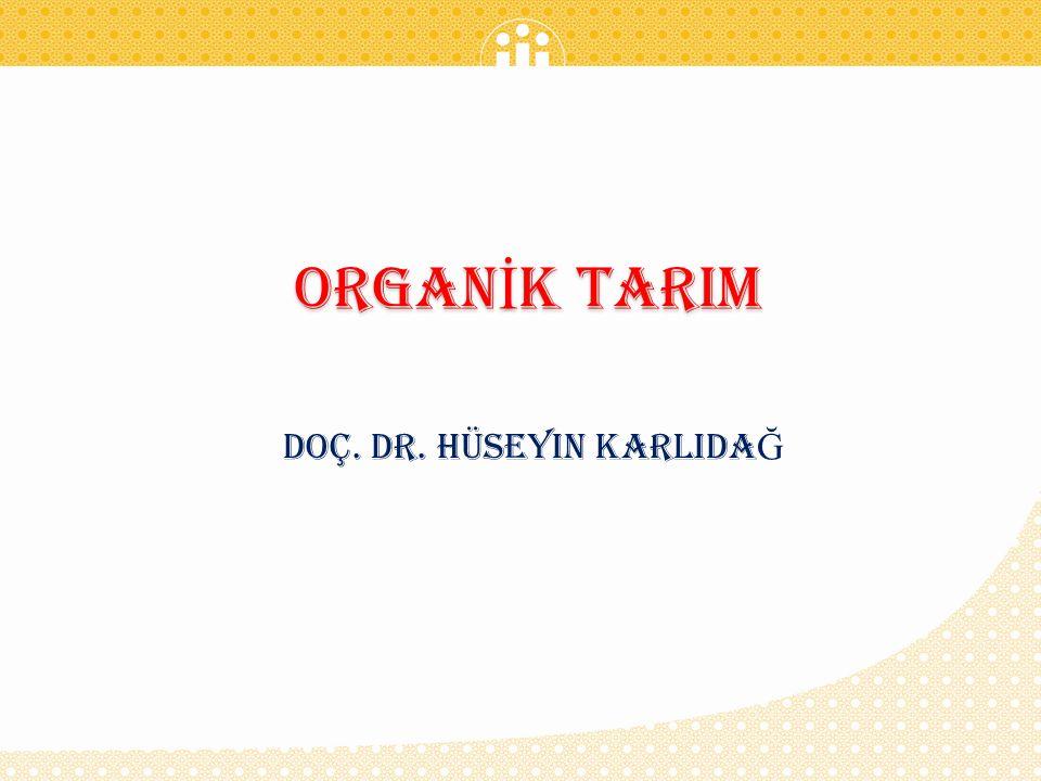 Doç. Dr. Hüseyin KARLIDAĞ