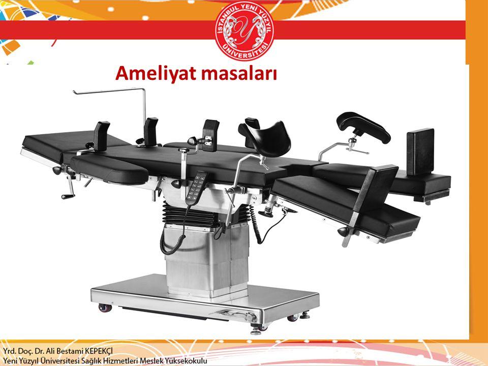 Ameliyat masaları