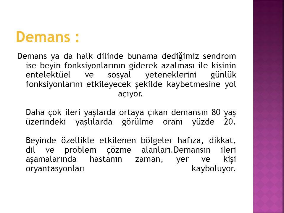 Demans :