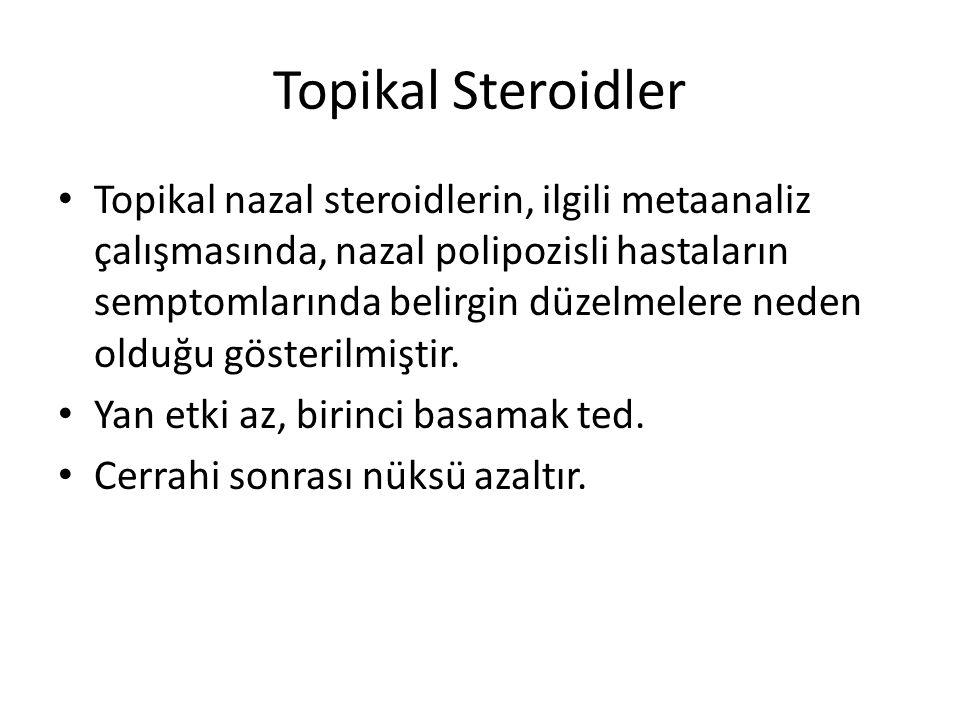 Topikal Steroidler