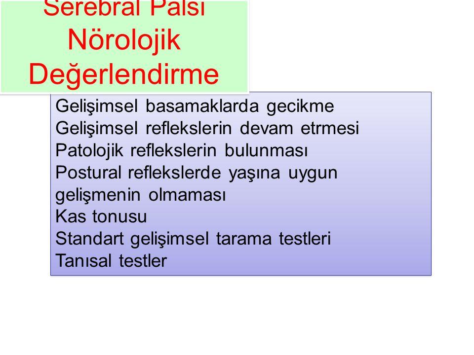 Nörolojik Değerlendirme