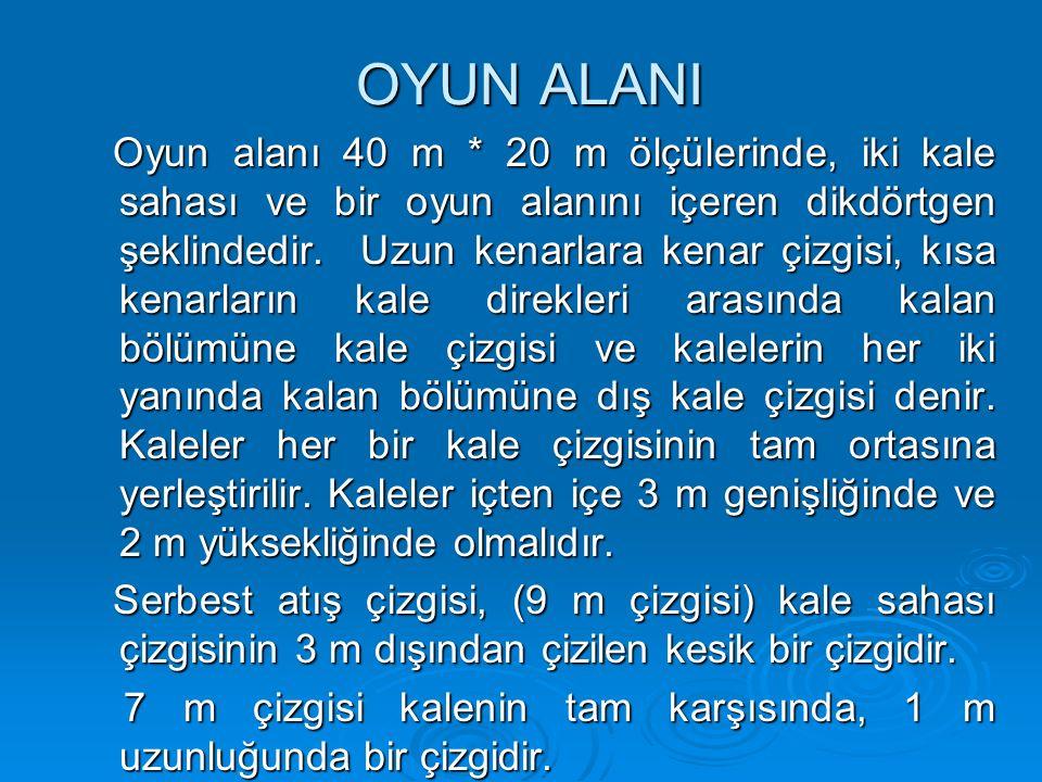 OYUN ALANI