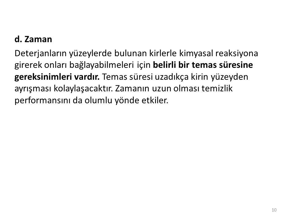 d. Zaman