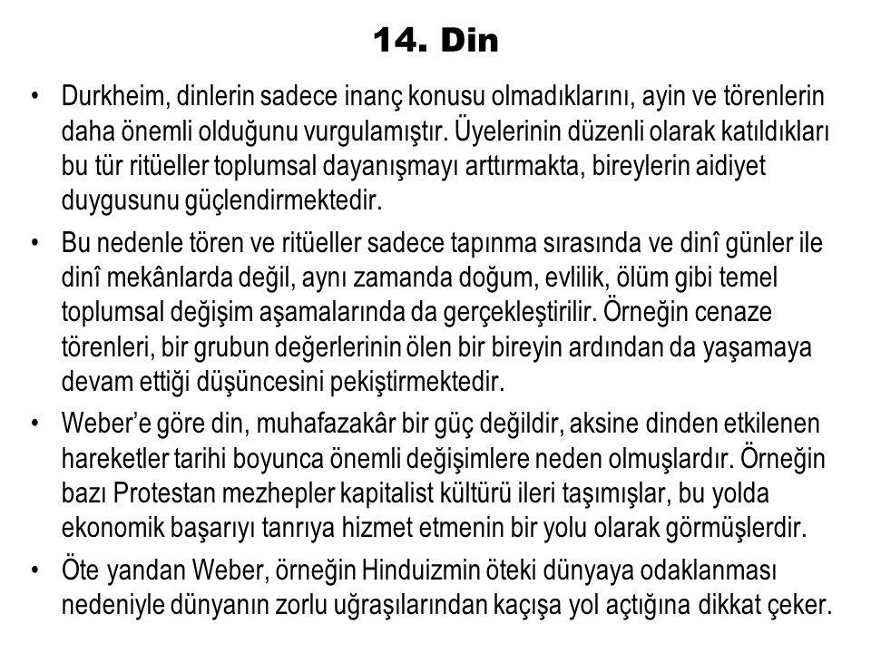 14. Din