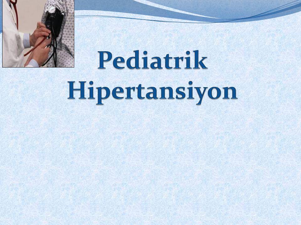 Pediatrik Hipertansiyon