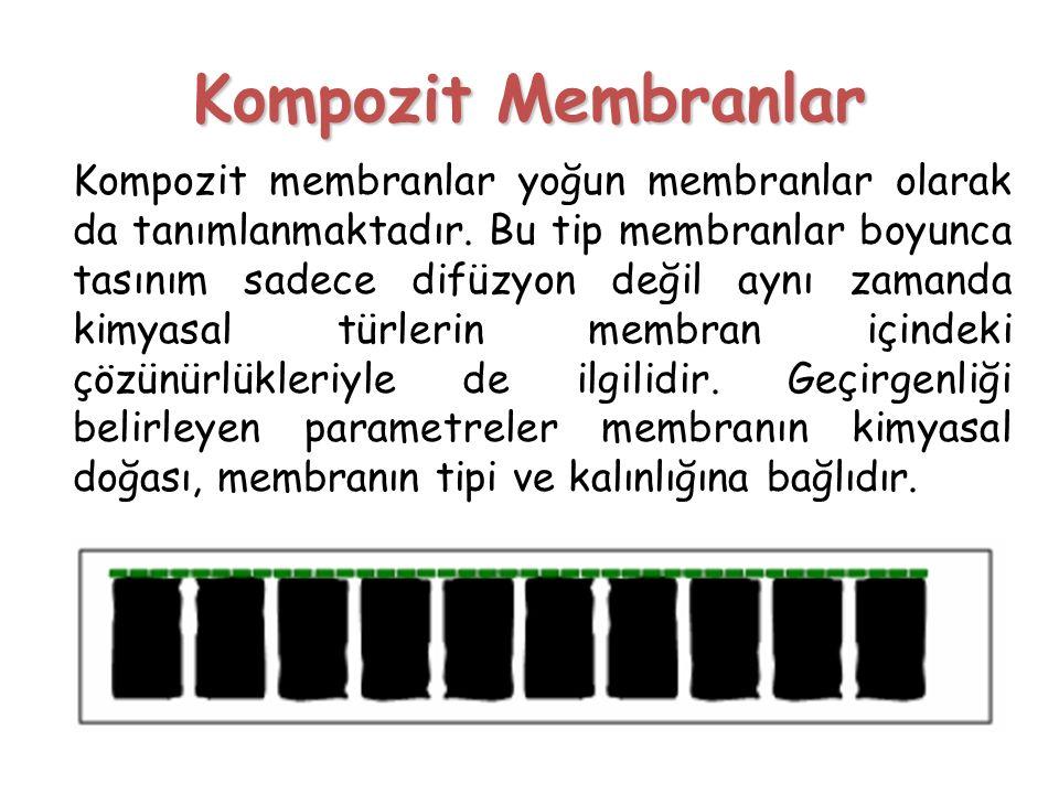Kompozit Membranlar