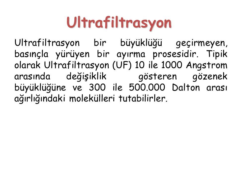 Ultrafiltrasyon