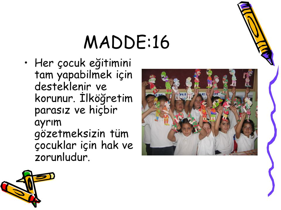 MADDE:16