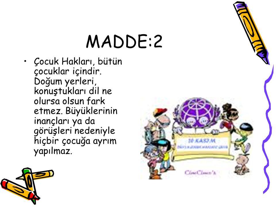 MADDE:2