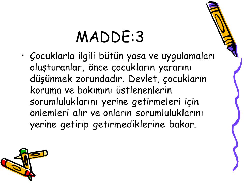 MADDE:3