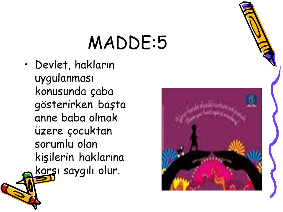 MADDE:5