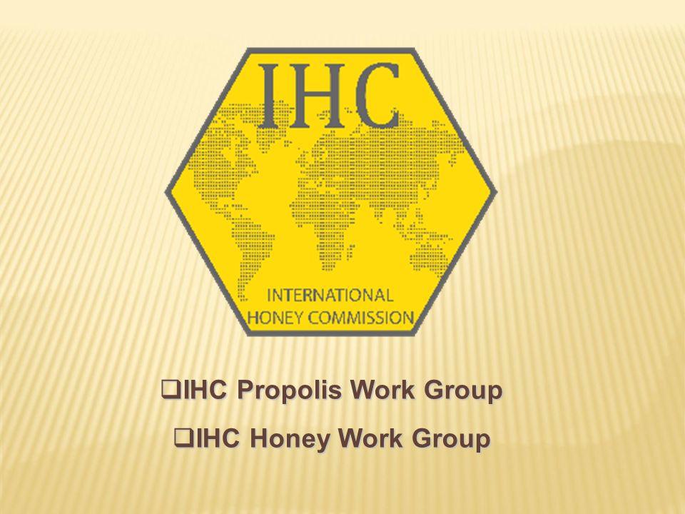 IHC Propolis Work Group
