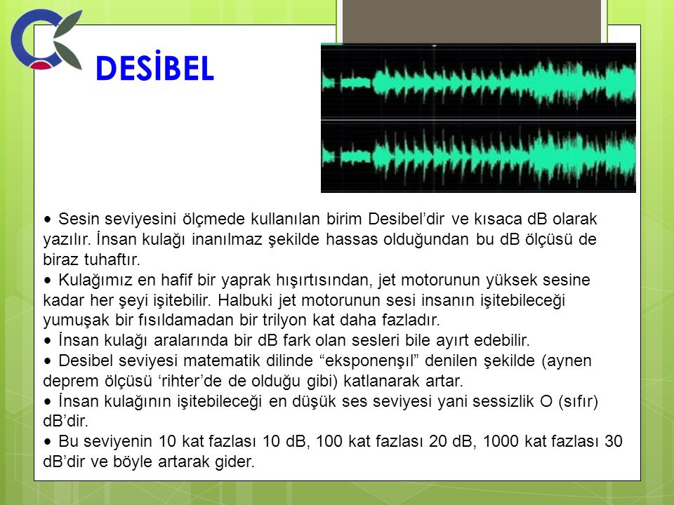 DESİBEL