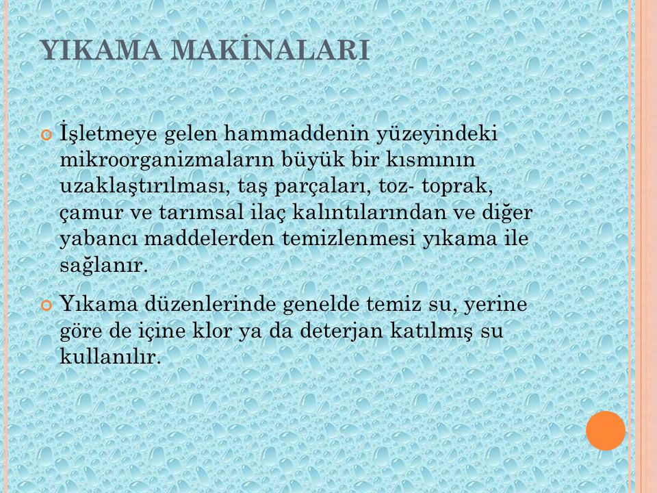 YIKAMA MAKİNALARI
