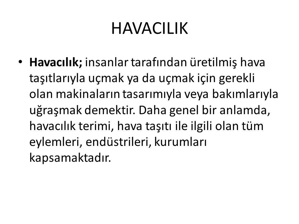 HAVACILIK