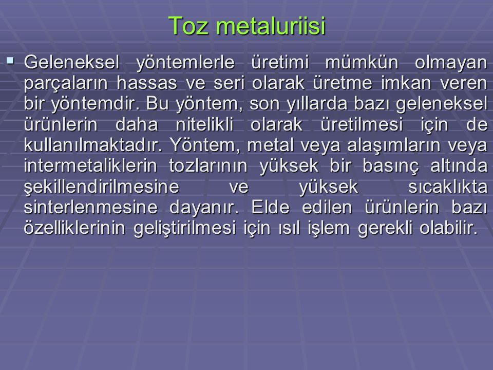Toz metaluriisi