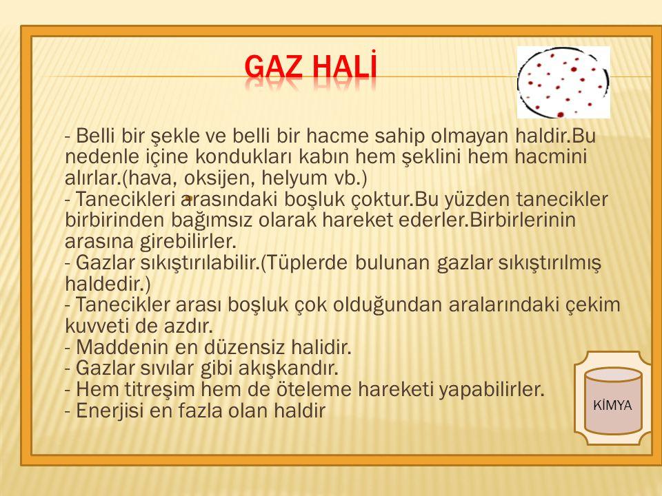 GAZ HALİ