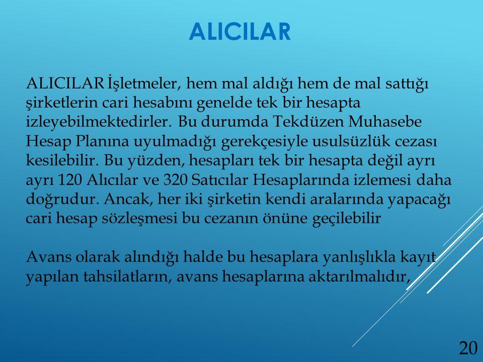 ALICILAR