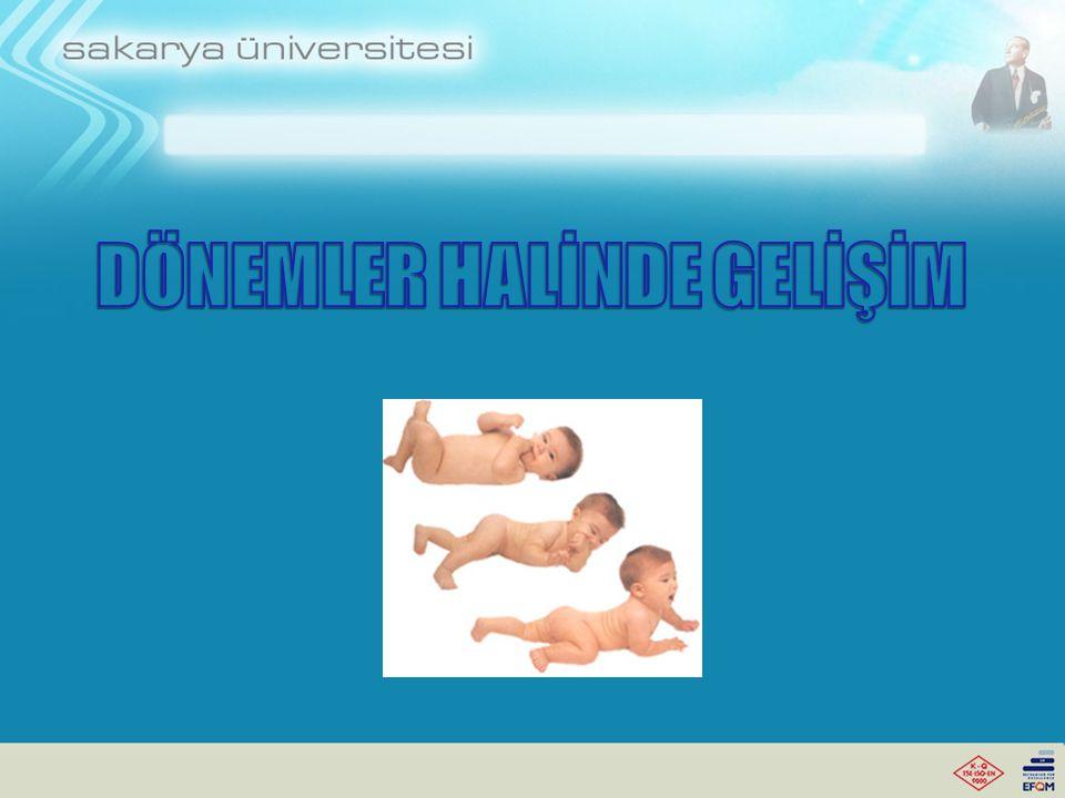 DÖNEMLER HALİNDE GELİŞİM