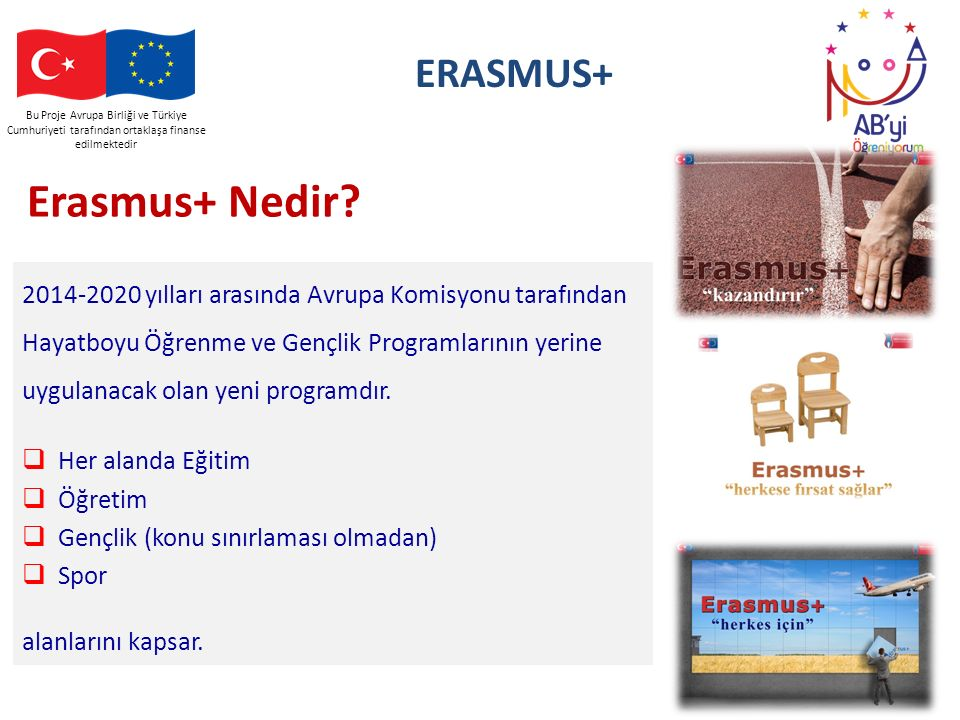 Erasmus+ Nedir ERASMUS+