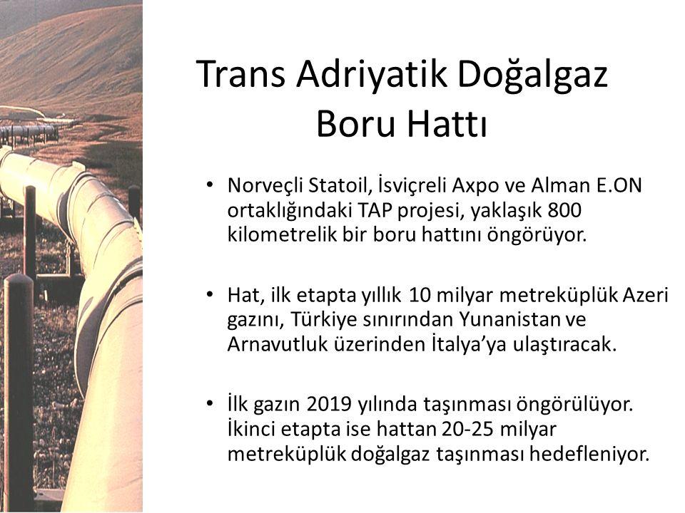 Trans Adriyatik Doğalgaz Boru Hattı