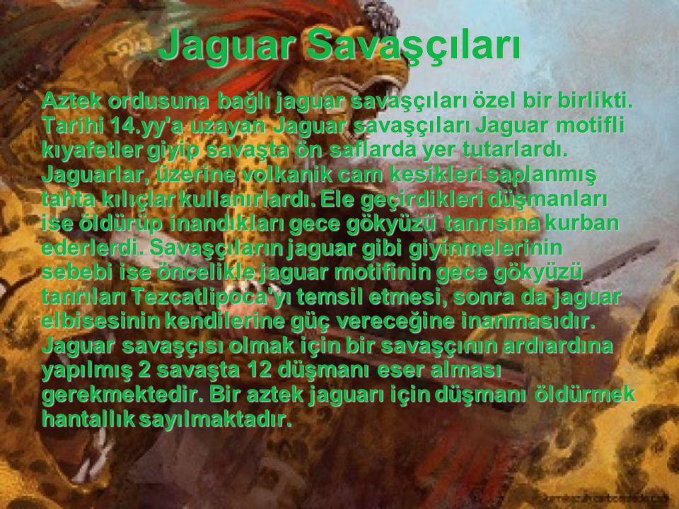 Jaguar Savaşçıları