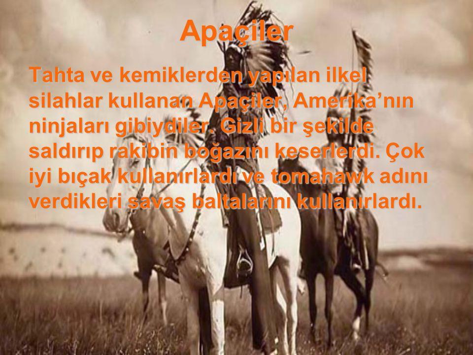Apaçiler