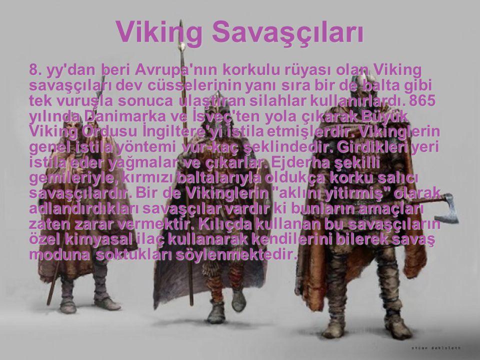 Viking Savaşçıları