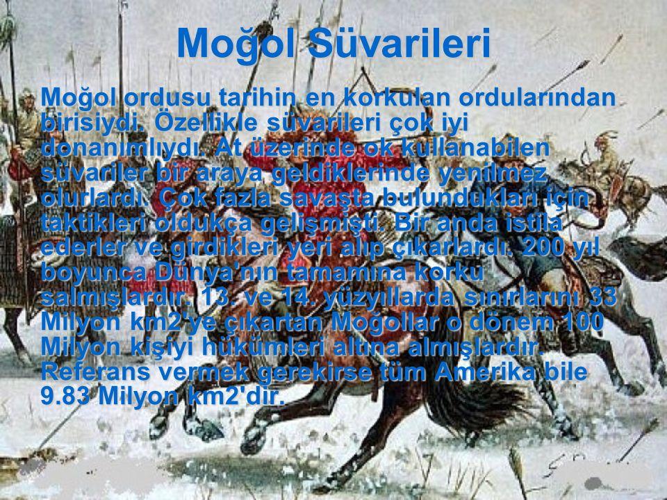 Moğol Süvarileri