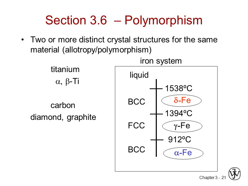 Section 3.6 – Polymorphism