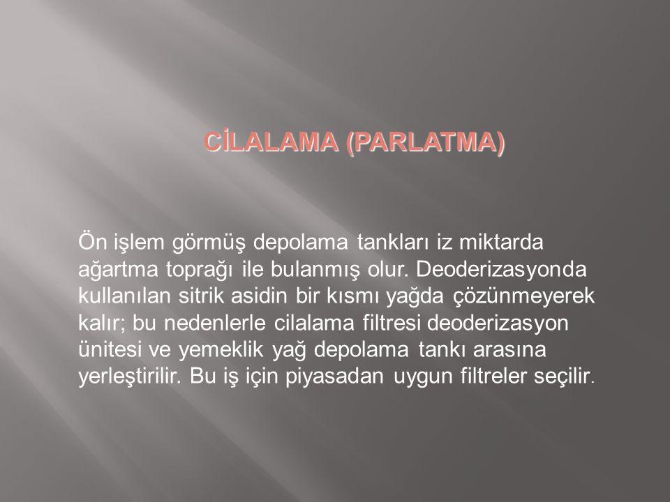 CİLALAMA (PARLATMA)