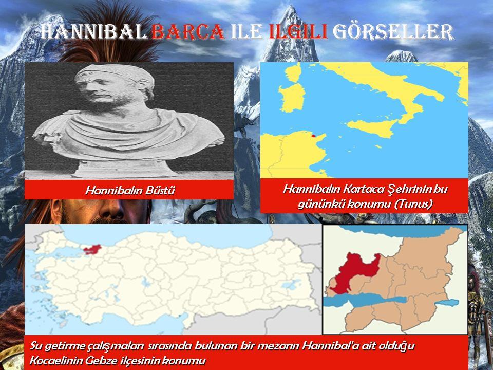 Hannibal Barca Ile ilgili GÖRSELLER