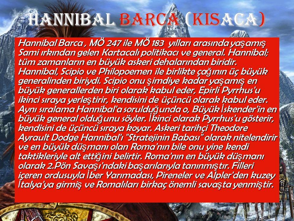 Hannibal Barca (KISACA)