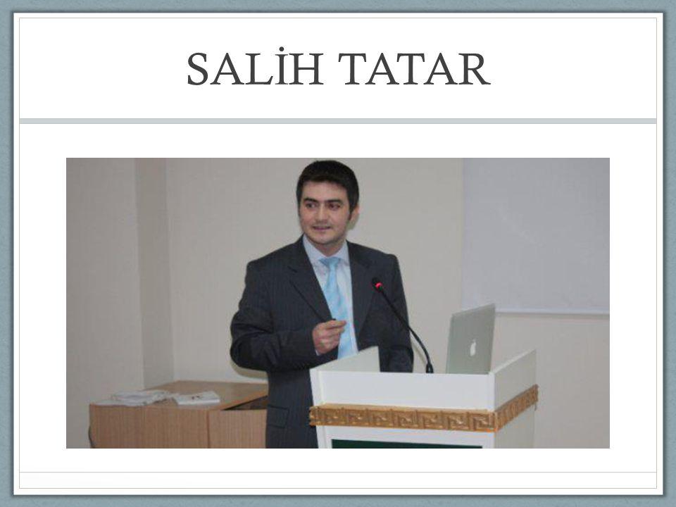 SALİH TATAR