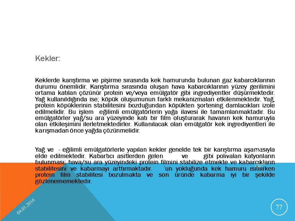 Kekler: