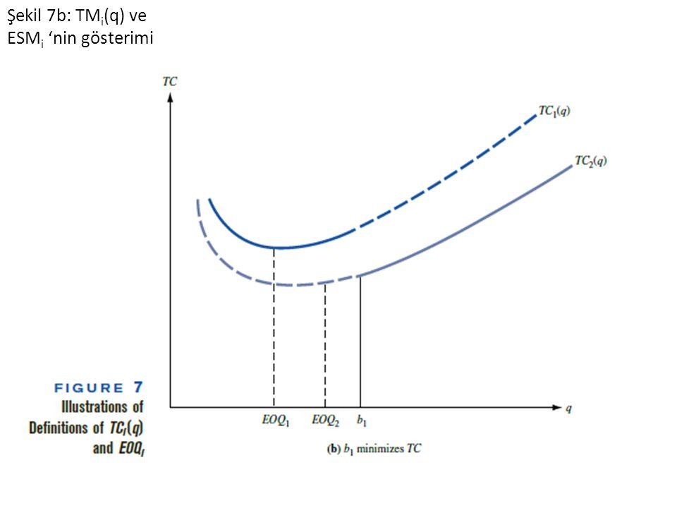 Şekil 7b: TMi(q) ve ESMi 'nin gösterimi
