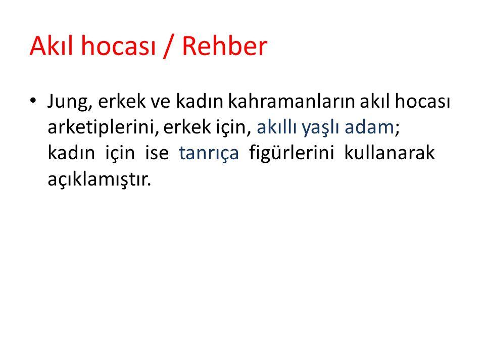 Akıl hocası / Rehber