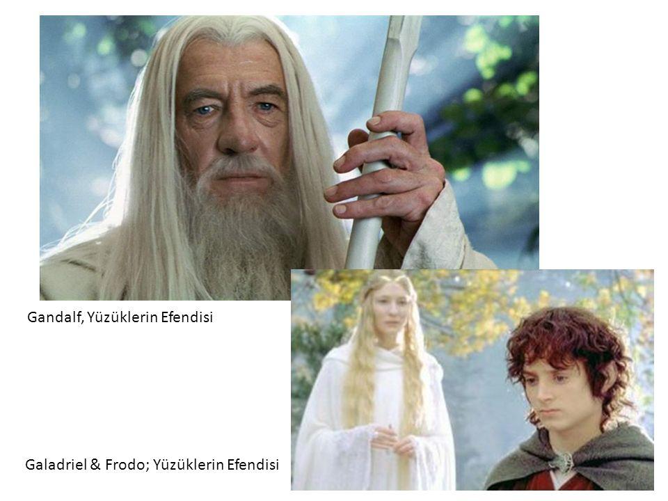 Gandalf, Yüzüklerin Efendisi