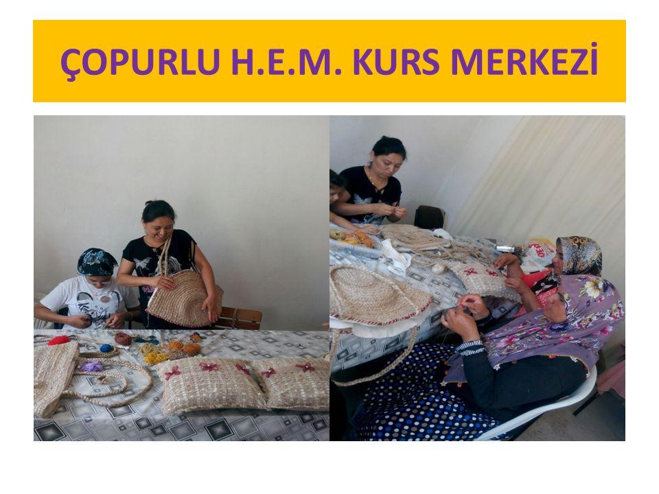 ÇOPURLU H.E.M. KURS MERKEZİ