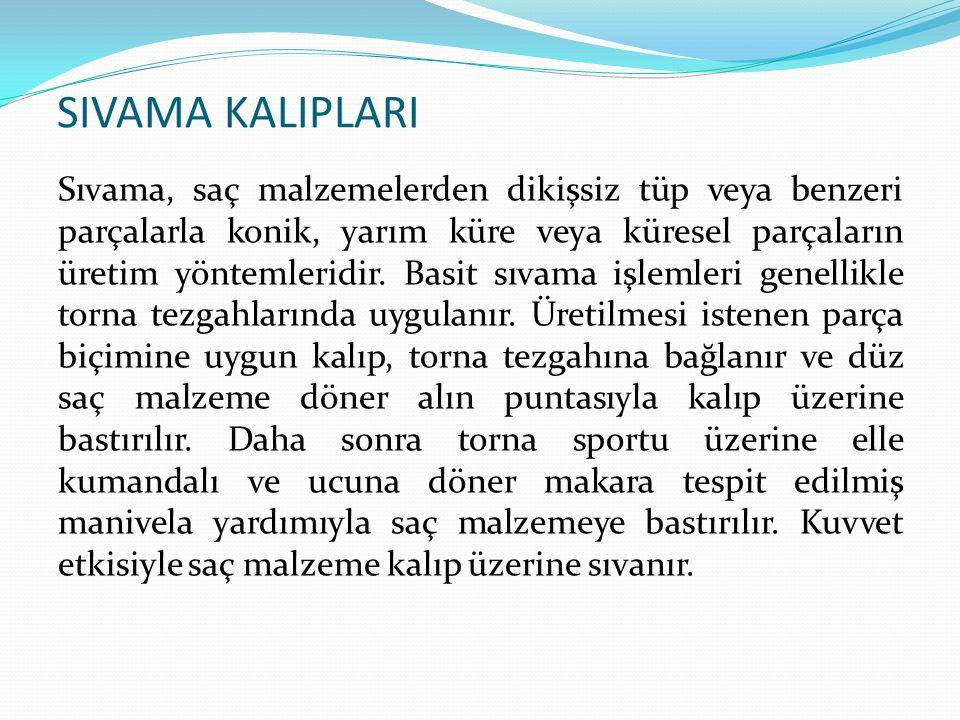 SIVAMA KALIPLARI